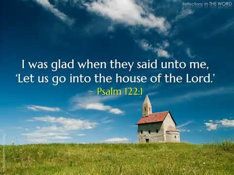 House Of Go Reflection On Psalm 122 New Narrabri