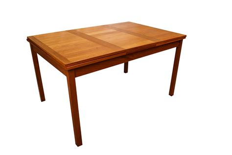 modern extendable dining table modern teak extendable dining table vejle stole