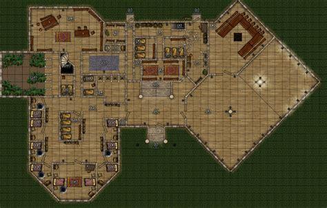Minecraft Floor Plan Maker by Dnd Mansion Map 1st Floor By R3v3r53d On Deviantart