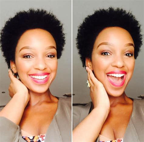 mzansi celebrities with short hair mzansi celebrities share their new year s resolutions for