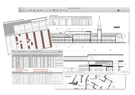 sketchup layout clipping mask layout