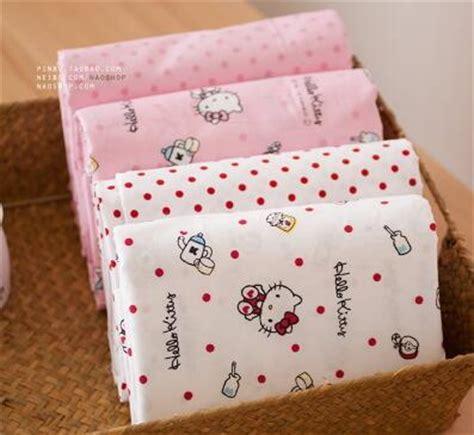 Selimut Sweetheart 5 get cheap fabric cat pattern aliexpress