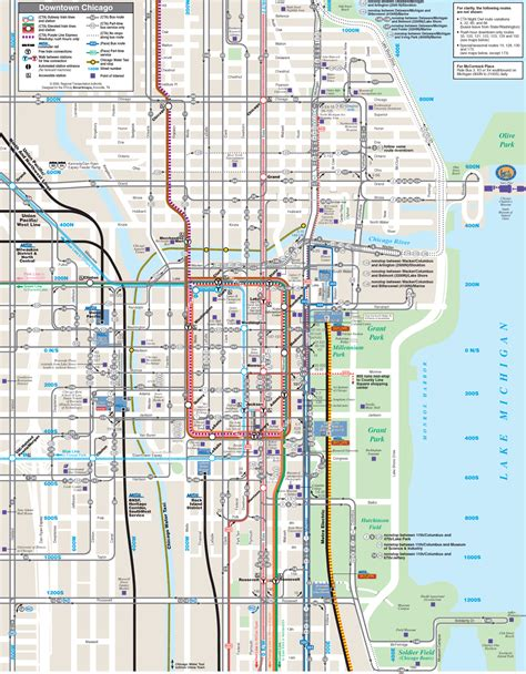 map of downtown chicago maps update 7001148 tourist map of downtown chicago 15 toprated tourist attractions in