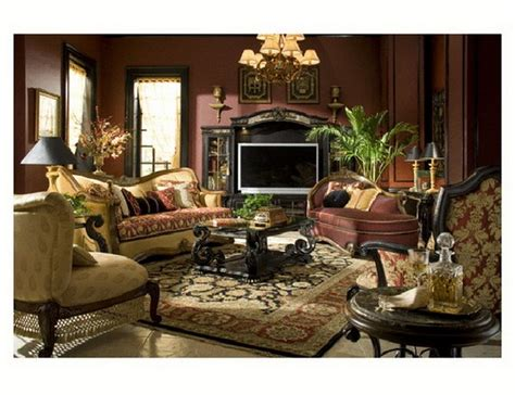 Classic Living Room Furniture Current House Classic Style Interior Design Decor