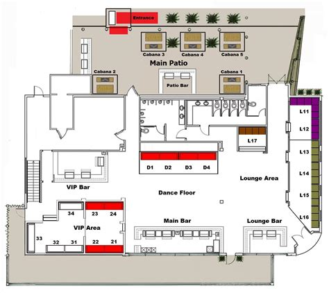 light nightclub floor plan club floor plans house design