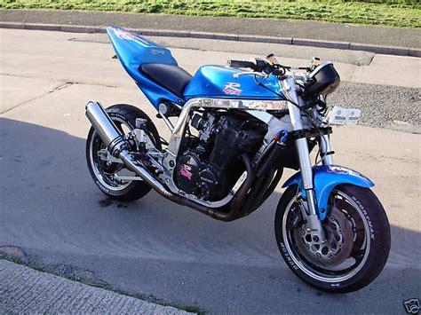 Suzuki Gsxr 1100 Streetfighter Suzuki Streetfighters