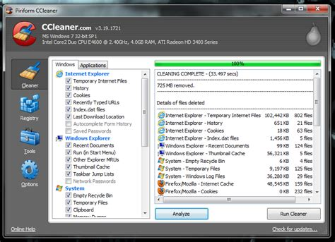 ccleaner bad five preventive maintenance tools for windows techrepublic