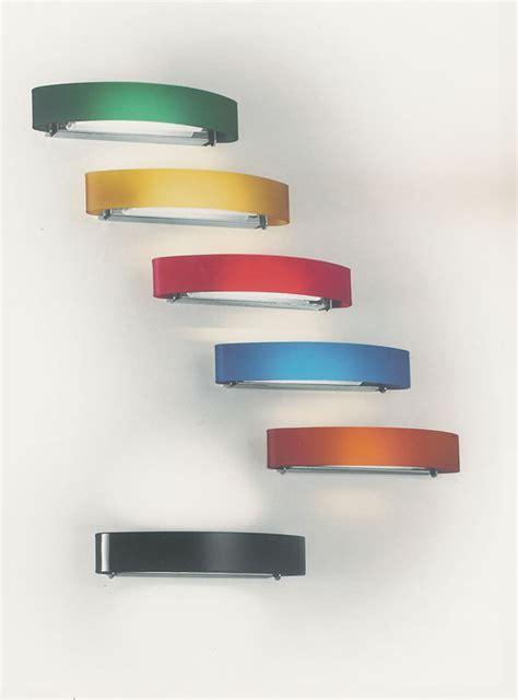 flaver illuminazione flaver colours 140 0 lada da parete lade da muro