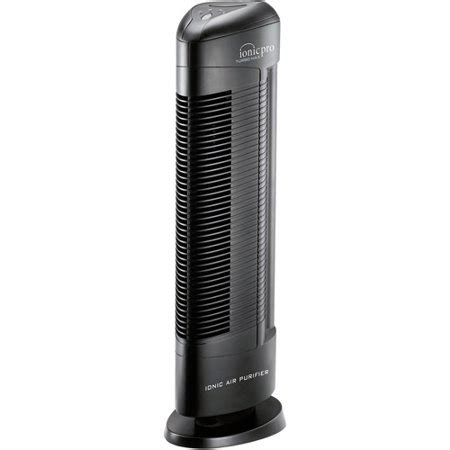 ionic pro turbo ta400 ionic air purifier black 90ip500ta01 w walmart