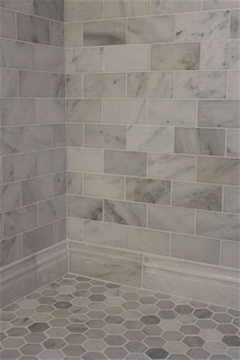 marble subway tile white marble subway tile wall large gray and white marble subway tile on shower wall and