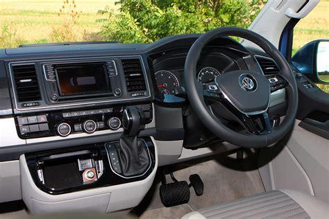 volkswagen california interior volkswagen california estate 2015 driving