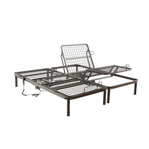 adjustable twin bed coaster twin extra long adjustable bed ebay