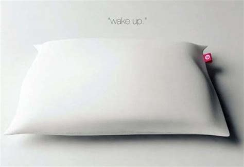 Pillow Alarm Clock by Pillow Alarm Clocks With Special Snooze Feature