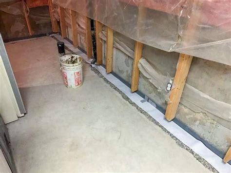 doug s basement systems basement waterproofing