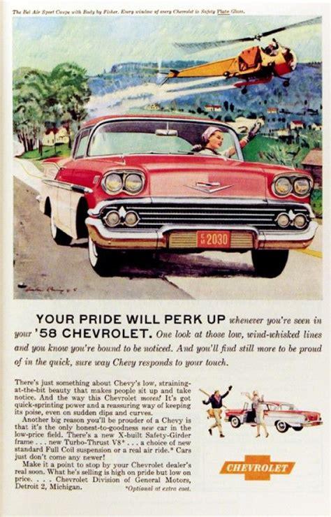 chevy impala classic car advertising impala car