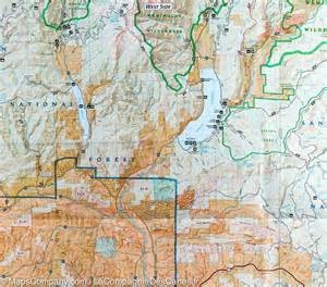 trail map of pagosa springs bayfield colorado 145