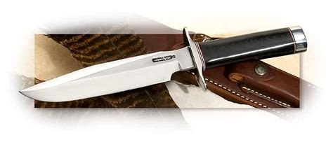 knife models randall model 1 fighter with black micarta handle