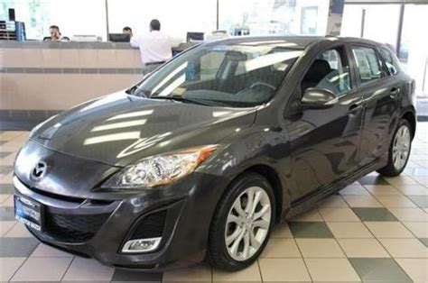 find used 2010 mazda mazda3 s sport bluetooth manual transmission certified low miles in