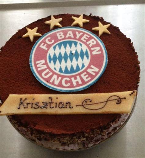 bayern münchen kuchen fc bayern m 252 nchen torte cafe zuckergl 252 ck