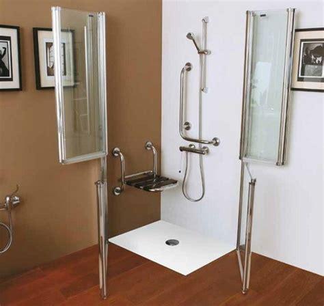 piatto doccia per disabili pareti doccia per disabili design casa creativa e mobili