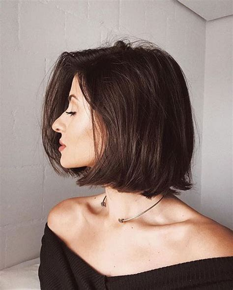 elegant short haircuts  thick hair love  hair