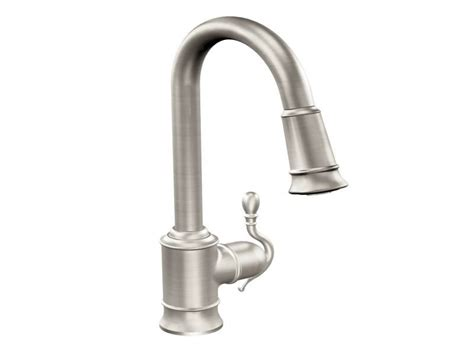 Replace Moen Kitchen Faucet Center Drain Bathtubs Moen Kitchen Faucets Stainless Moen