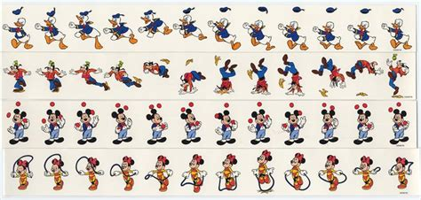 printable zoetrope strips image gallery disney zoetrope