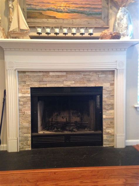 Quartz Ledgestone Fireplace by Fireplaces The And Hearth On