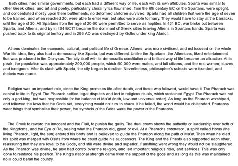 Sparta Essay by Differences Between Sparta And Athens Reiligeon At Essaypedia