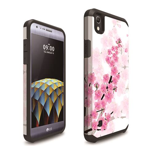 Softcase Lg E440l411 for lg tribute hd ls676 x style hybrid grip slim armor