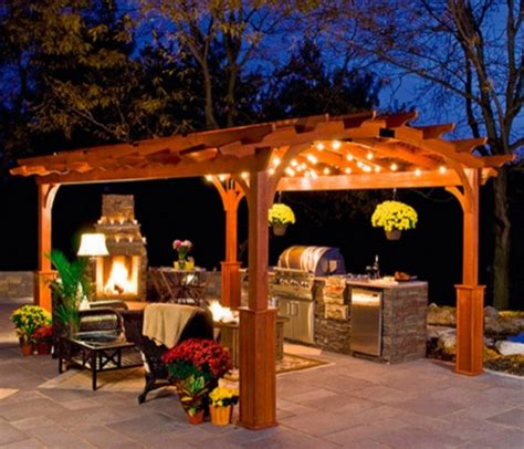 how to decorate a pergola amazing techniques to decorate your pergola recycled things