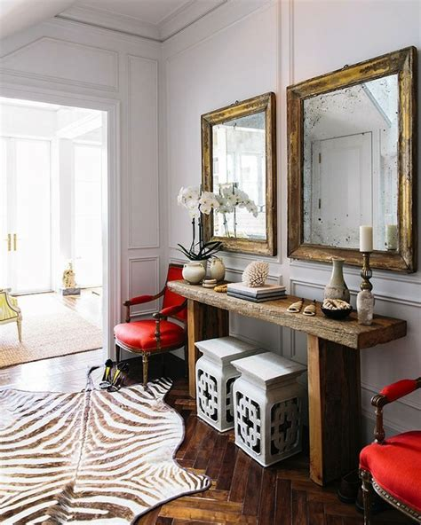 sofa table console create impact with console tables in the entry artisan