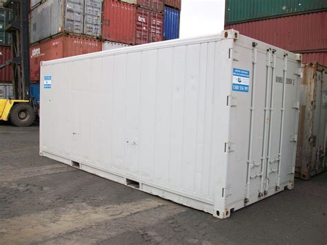 Freezer Container 20ft refrigerated shipping container shipping containers