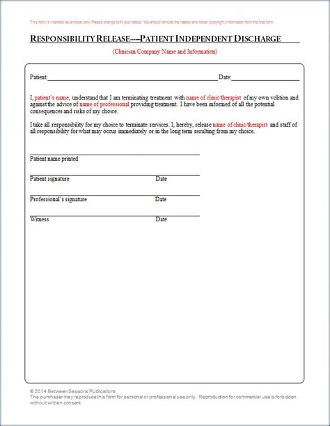 Patient Consent Letter Between Sessions Consent Forms Patient Consent Form Sle Consent Form Between Sessions