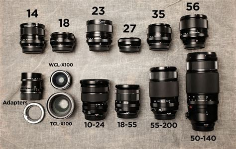 fuji x series prime lenses for your fuji x series gearopen
