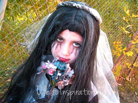 braut verschleppen zombie bride costume ode to inspiration
