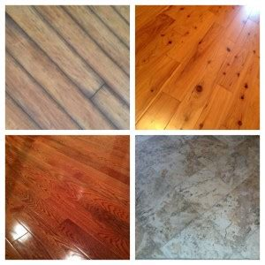 what different types of wood are needed for cabinets floors and roofs 5 types of kitchen floors and the easiest way to clean