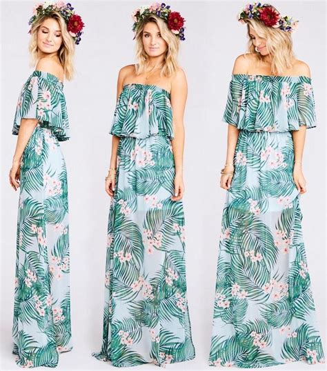 Tropical Style Wedding Dresses by 17 Best Images About Tropical Wedding On
