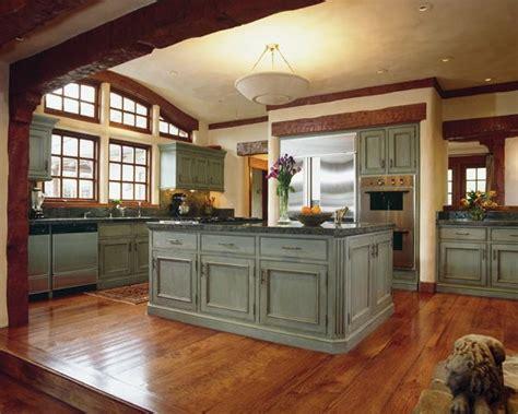 Diy Blue Kitchen Ideas ارضية باركيه للمطبخ الانجليزي المرسال