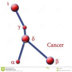 constellation cancer stock photo image 4295200