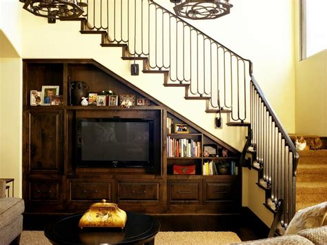 Below Stairs Design 21 Genius Design Ideas For The Space Your Stairs