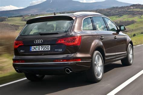 Audi Q7 3 0 Tdi Probleme by Sparsam Protzen Autogazette De