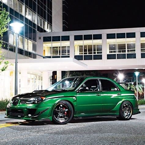 green subaru wrx superstreet s photo quot mean and green wrx feature in our