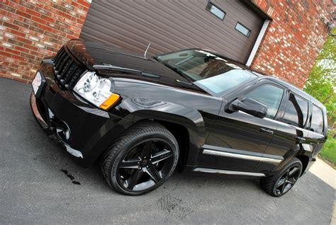 lowered jeep grand cherokee mmgcsrt8 2007 jeep grand cherokeesrt8 sport utility 4d