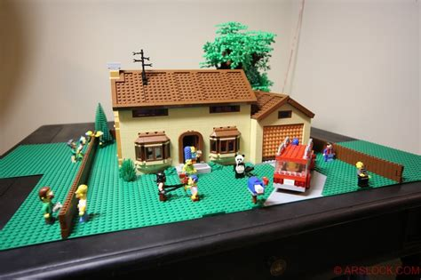 simpson lego house arslock com photos guns vinyl misc by arslock