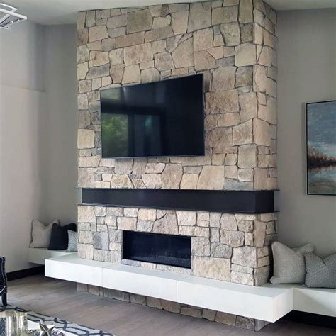 rock gas fireplace top 50 best gas fireplace designs modern hearth ideas