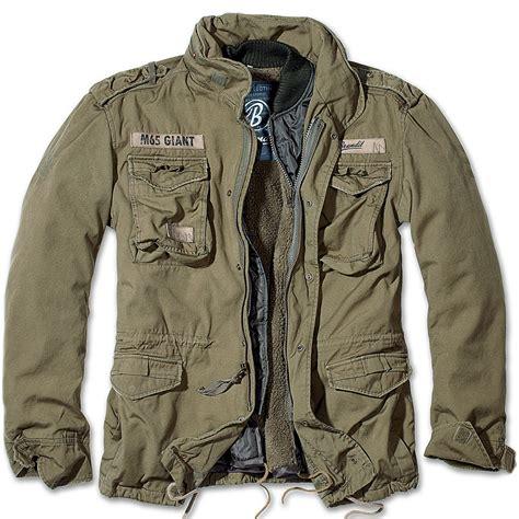 Jaket Parka Green Army Jaket Parka Jumbo Parka Cotton Premium brandit classic m65 mens field jacket warm lining parka army coat olive ebay
