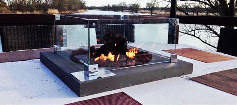 feuerstellen terrasse firestonetable exklusive feuerstellen f 252 r ihre terrasse