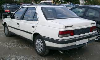 Peugeot 405 Specifications Peugeot 405 1 9 1987 Auto Images And Specification