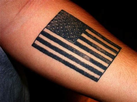 black and white american flag tattoo tattoos book 65